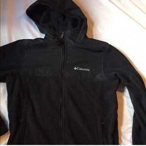 CLOSET CLEAROUT Columbia winter jacket hoodie